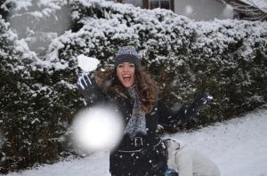 Neve na Alemanha