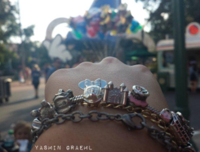 Pulseira Life Disney
