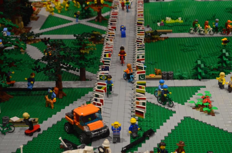 Boulder de Lego