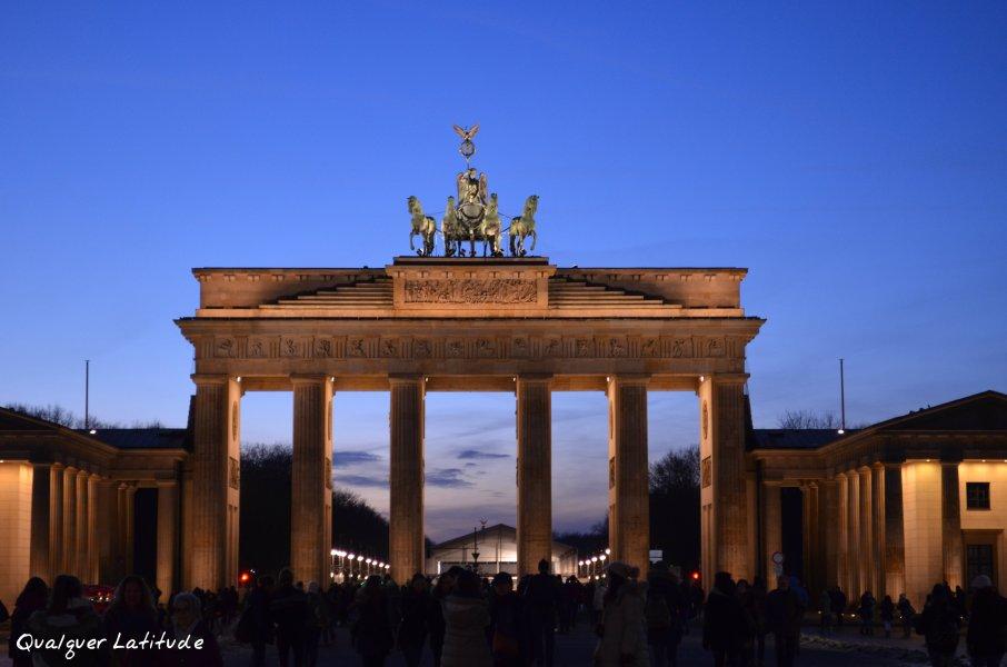 dia em Berlin