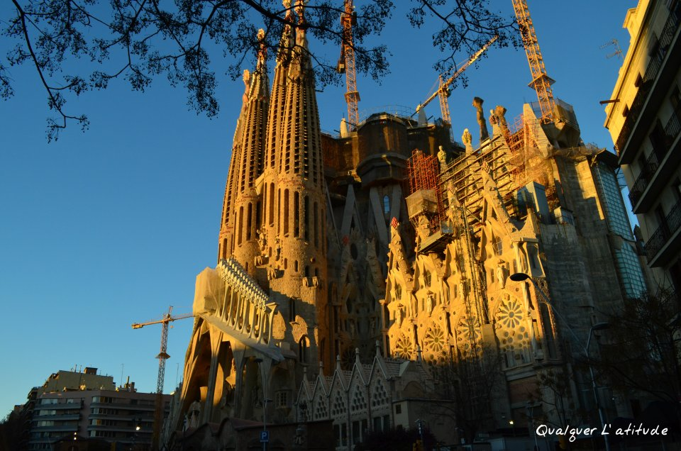 arquitetura barcelona
